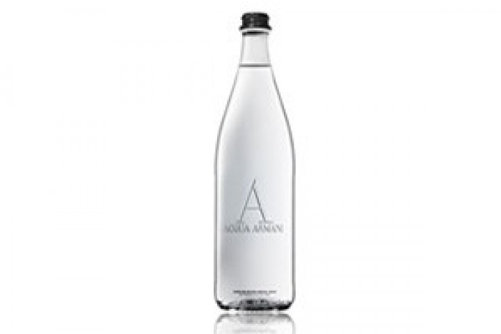 Agua Armani, 330 ml. sin gas